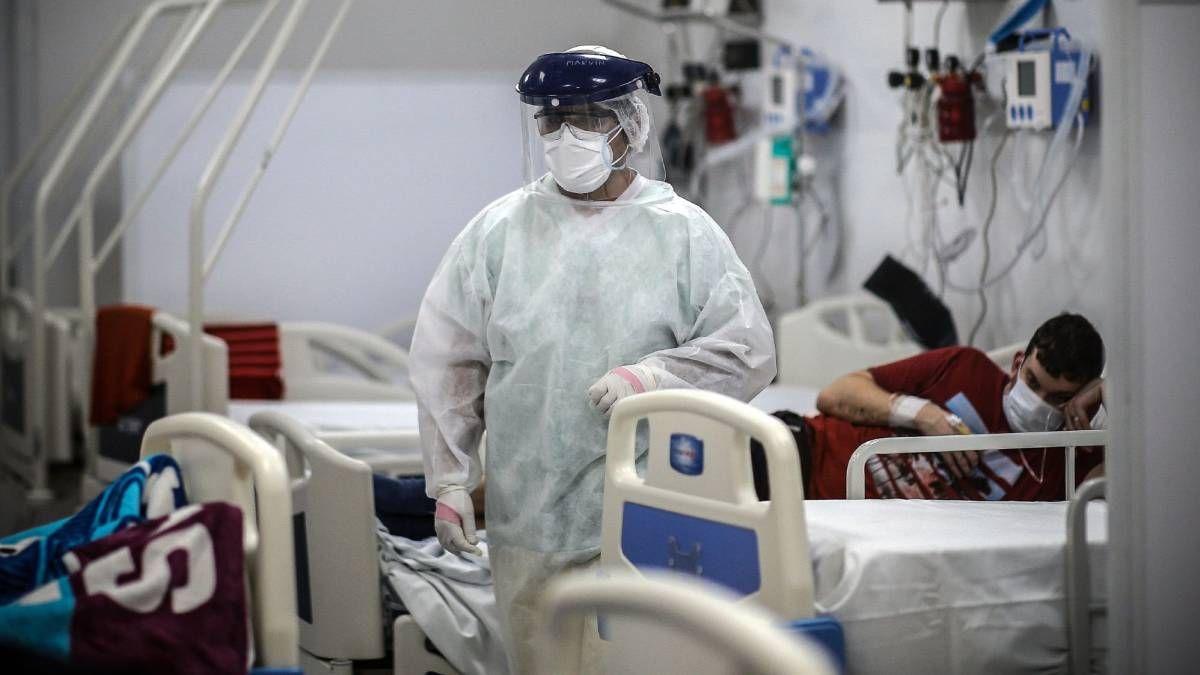 El personal de salud advierte sobre un colapso sanitario