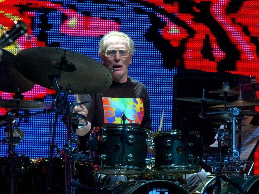 Murió Peter Baker, legendario baterista y fundador de Cream
