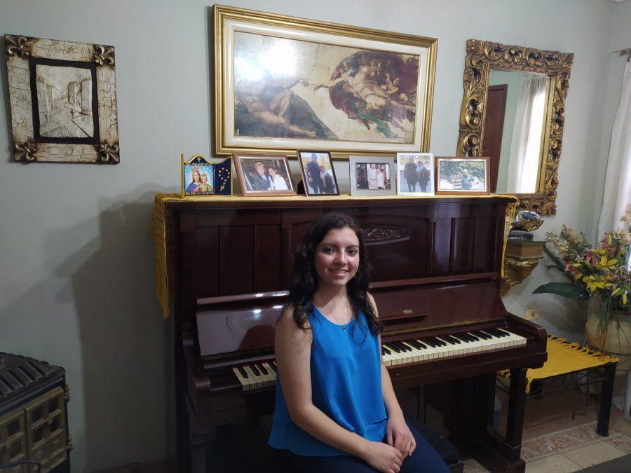 Una pianista tucumana participará de un homenaje a Beethoven