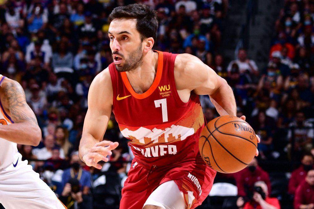 Campazzo y los Denver no pudieron con Phoenix Suns