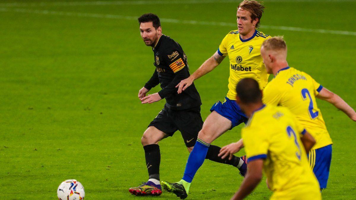 Barcelona volvió a perder y se aleja de la punta
