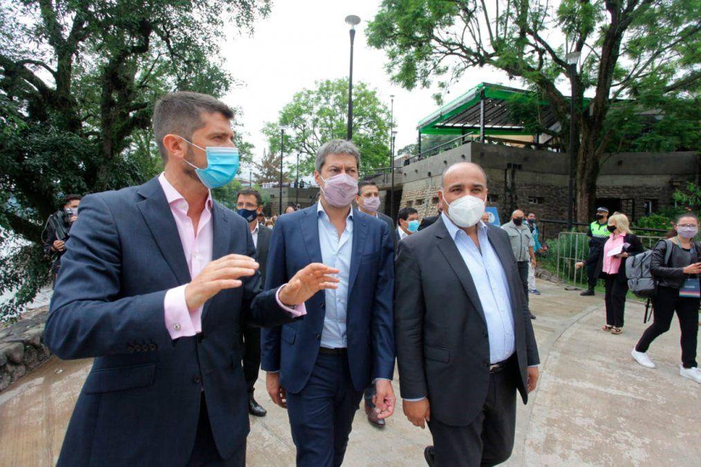 El ministro de Turismo de la Nación visita Tucumán