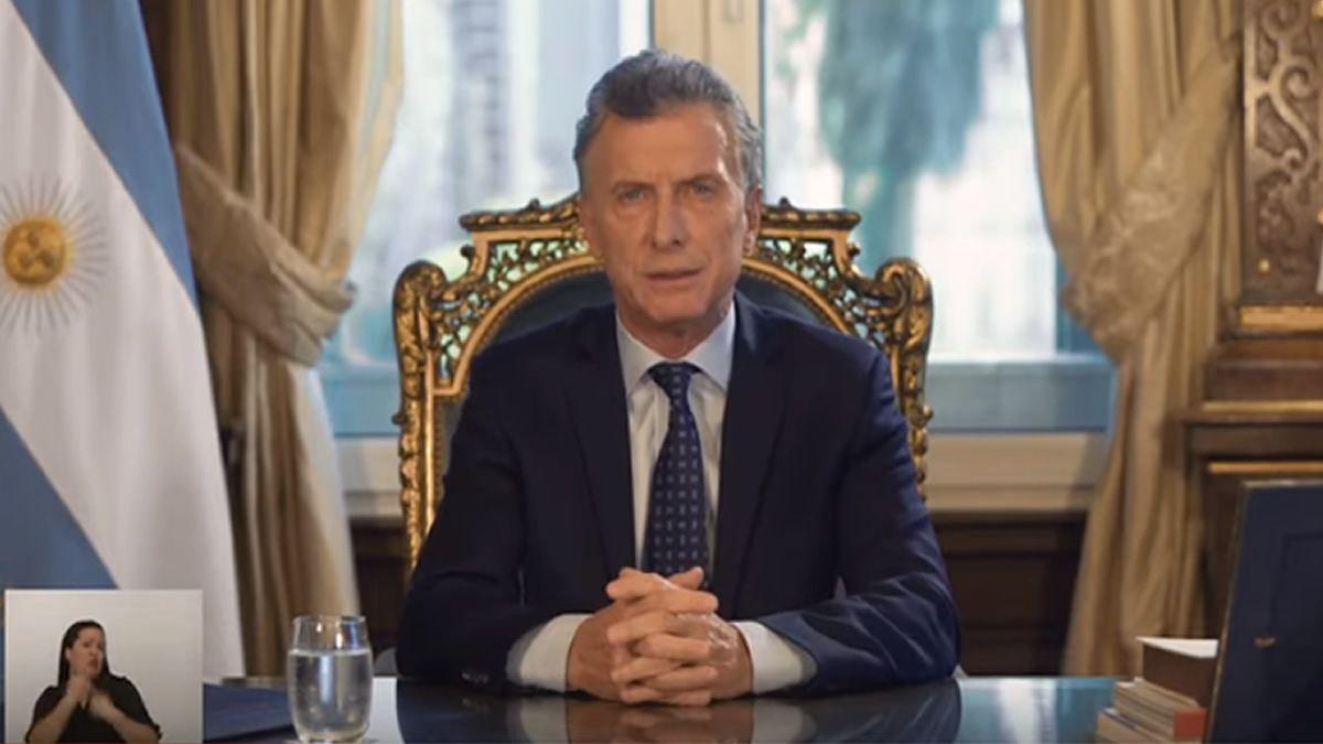 El presidente Macri dijo que estamos mejor que hace cuatro años