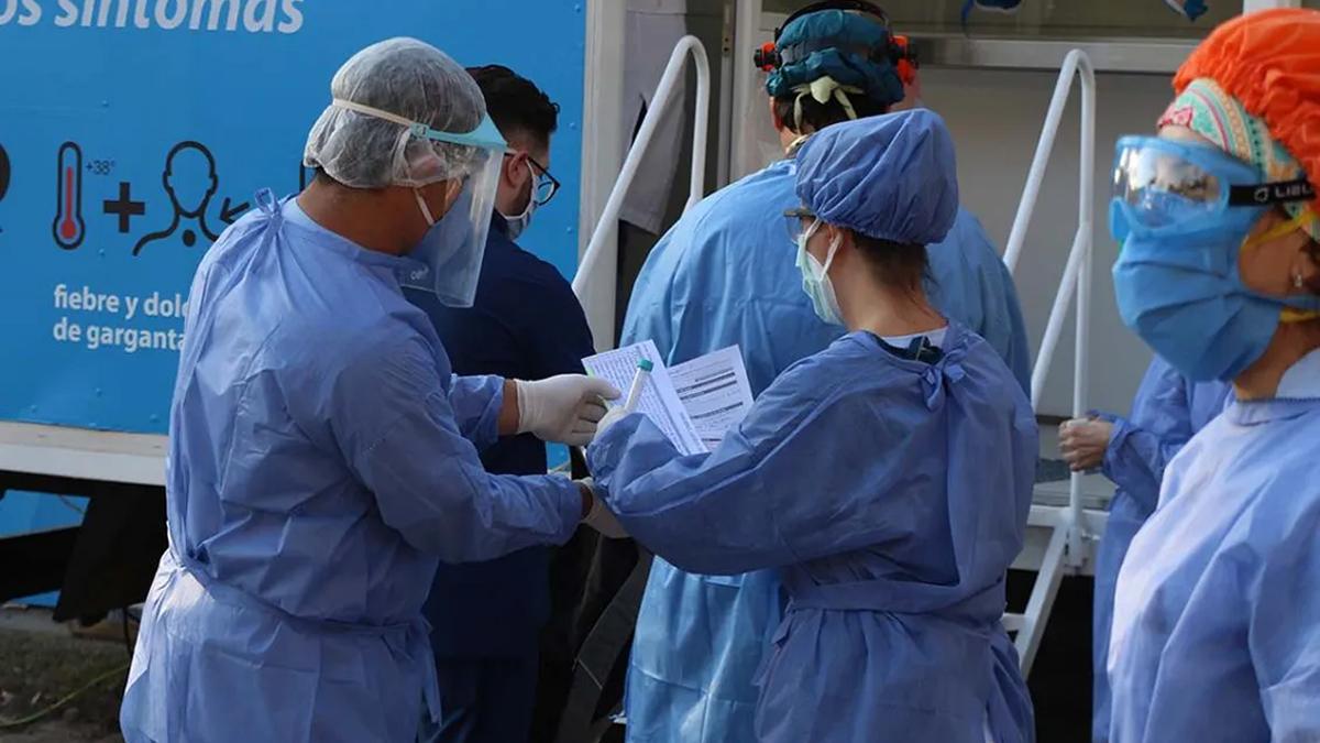 Covid-19 en Tucumán: se registró una muerte y 135 casos