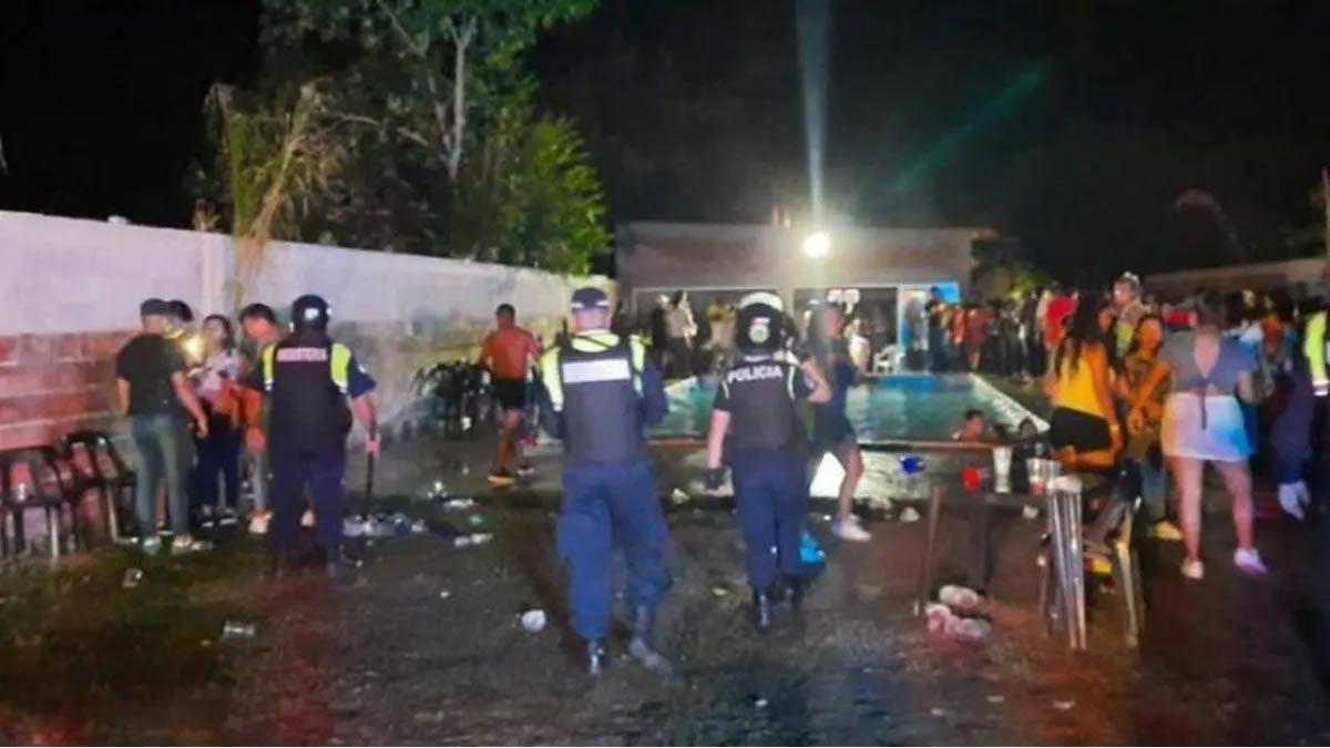 Preocupan fiestas clandestinas y partidos de fútbol en Tucumán
