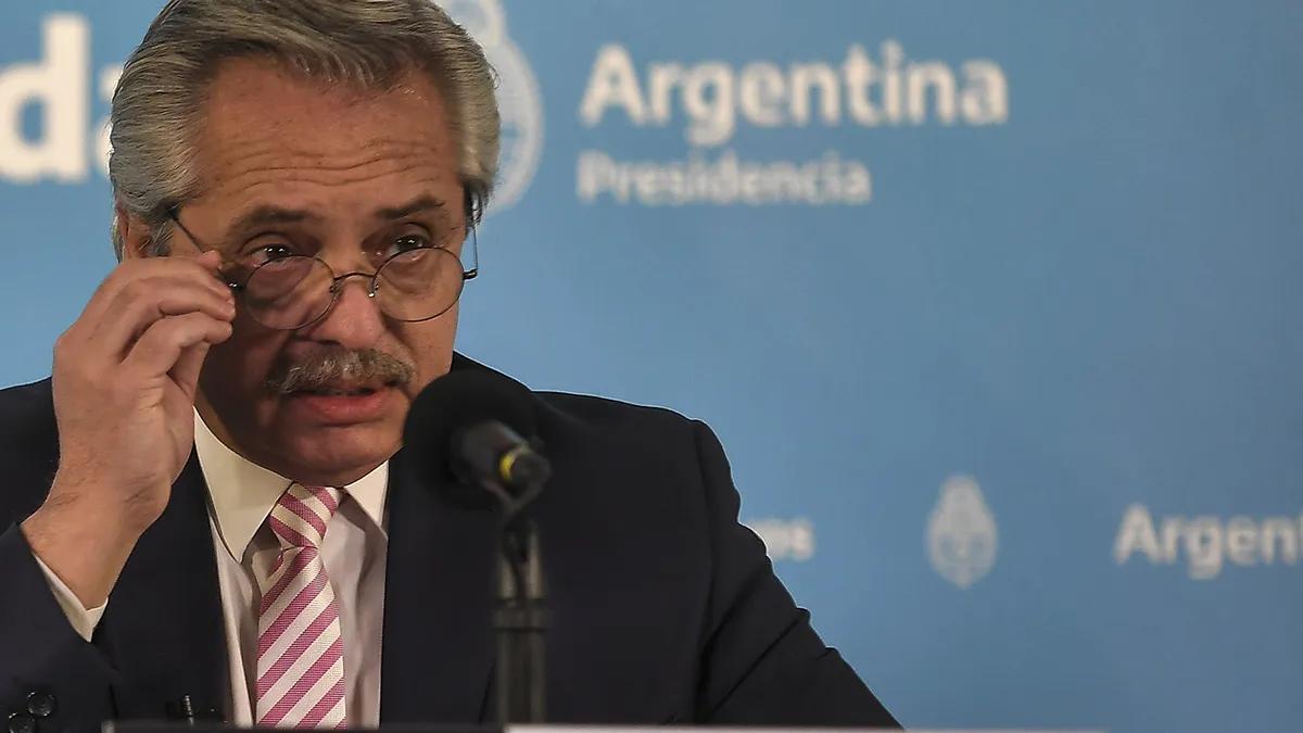 En plena crisis, Fernández presentó su declaración jurada