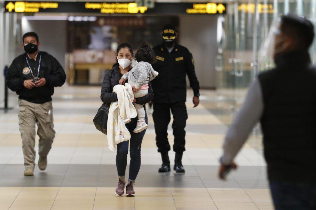 Perú retomará sus vuelos internacionales