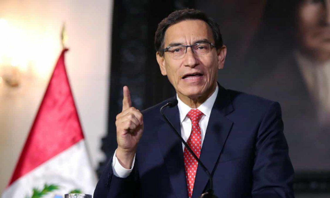 Perú: el presidente Vizcarra enfrenta el juicio político
