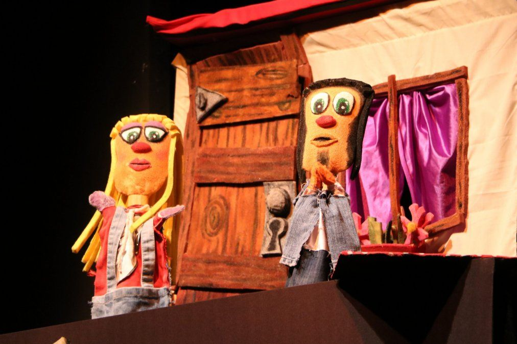 El Teatro de Títeres y Marionetas se podrá ver en la sala Orestes Caviglia
