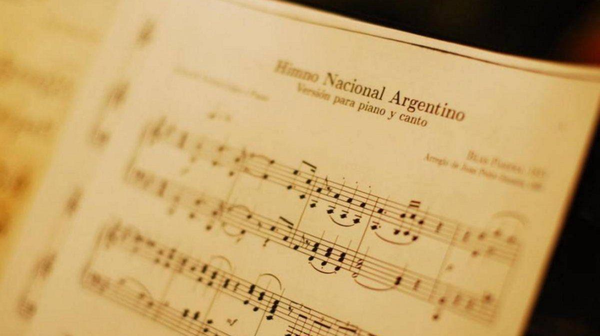 El pueblo argentino celebra el Día del Himno