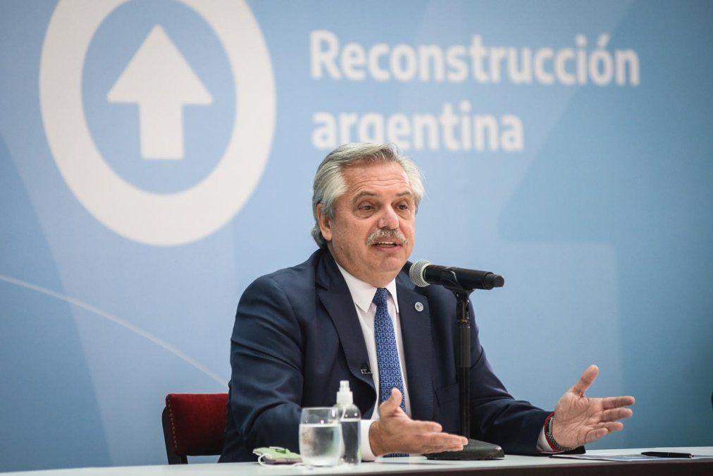 Bono e IFE: Fernández anunciará varias medidas económicas