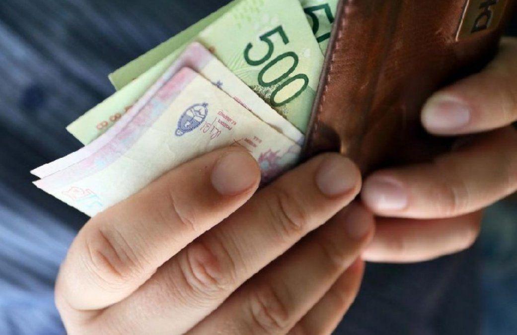 Salarios formales ya están debajo de la línea de pobreza