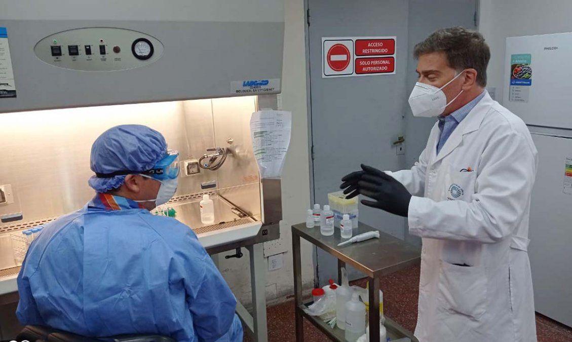 La nueva técnica permitiría mejorar considerablemente los tiempos de extracción. Foto MSPT