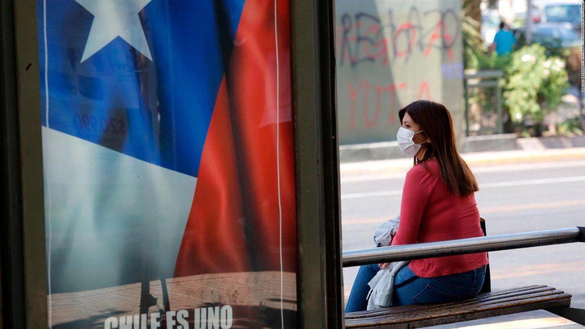 Chile, el fin del estado de excepción por Covid-19