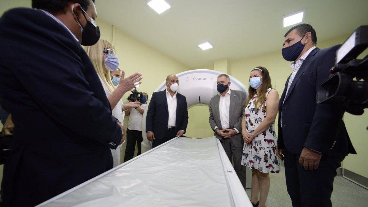 El Hospital del Este Eva Perón cuenta con un nuevo tomógrafo