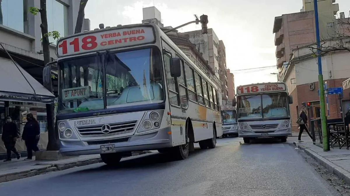 UTA advierte por un posible paro de colectivos en Tucumán