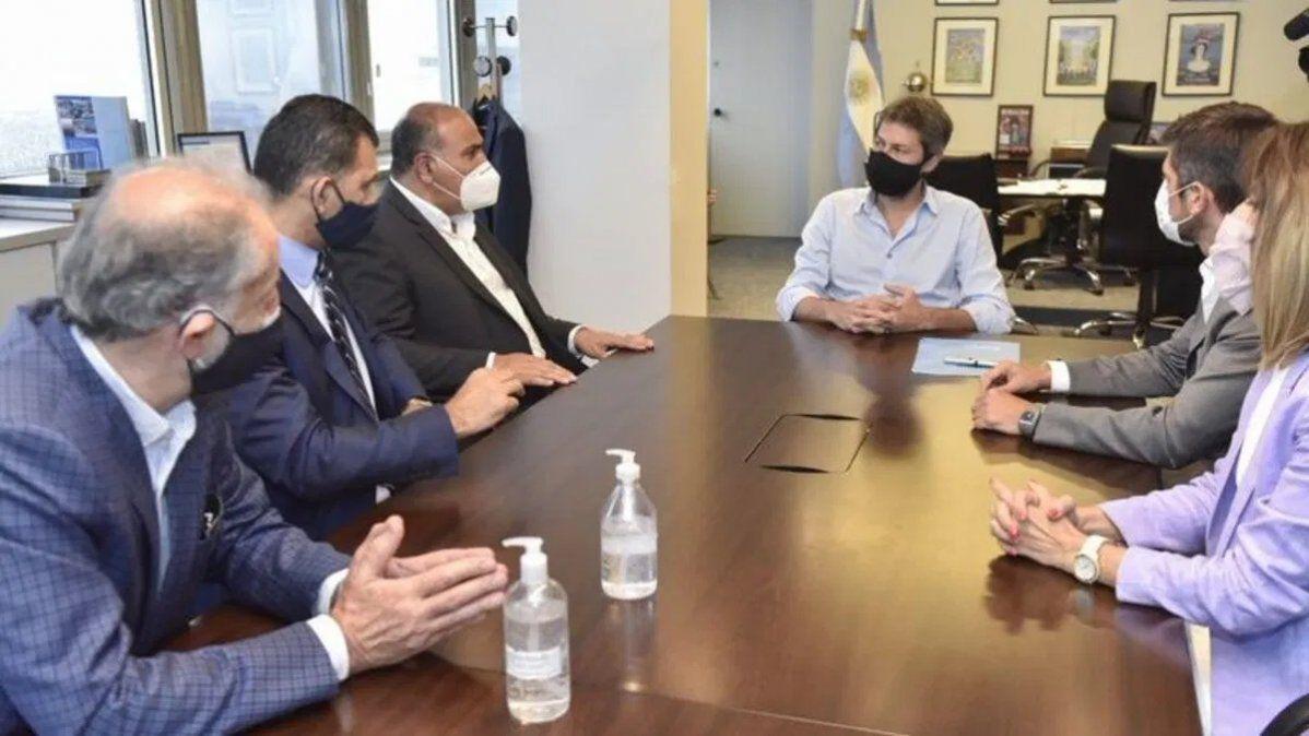 Matías Lammens recorrerá El Cadillal, San Javier y firmará convenios