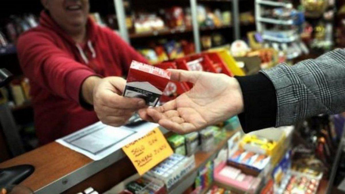 Los cigarrillos aumentarán un 7%