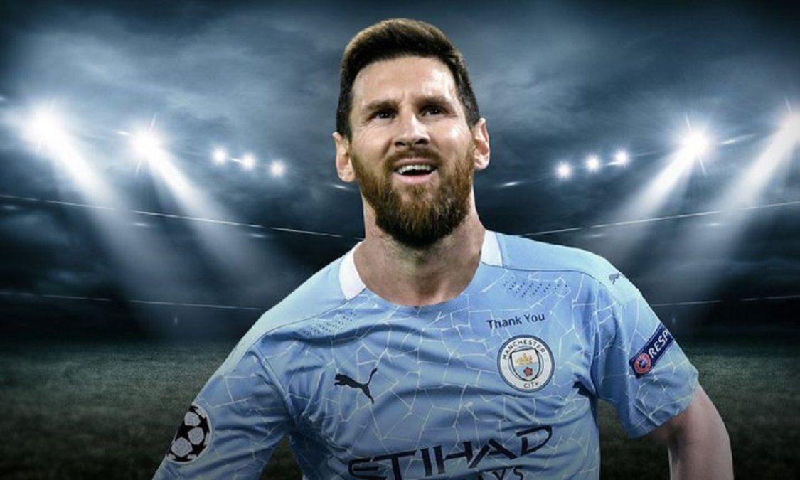 ¿Manchester City pagará 600 millones de dólares por Messi?