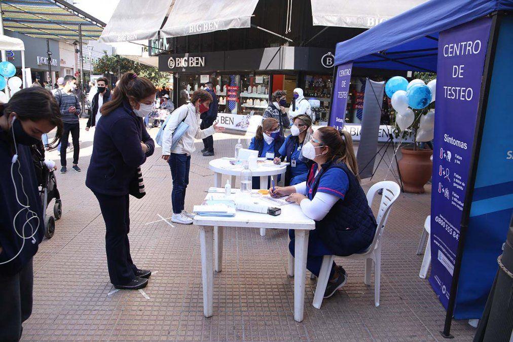 Tucumán suma nueve muertes y 625 nuevos casos de Covid-19