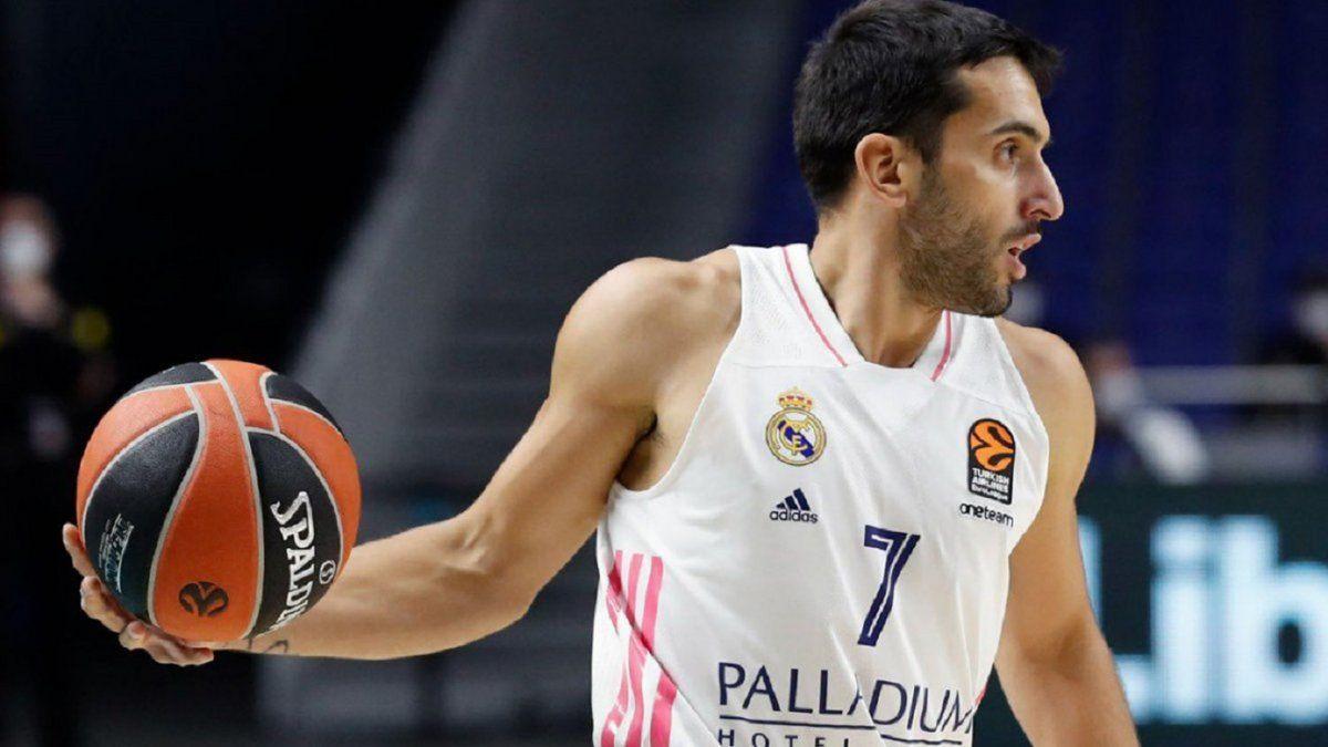 Facundo Campazzo llega a la NBA