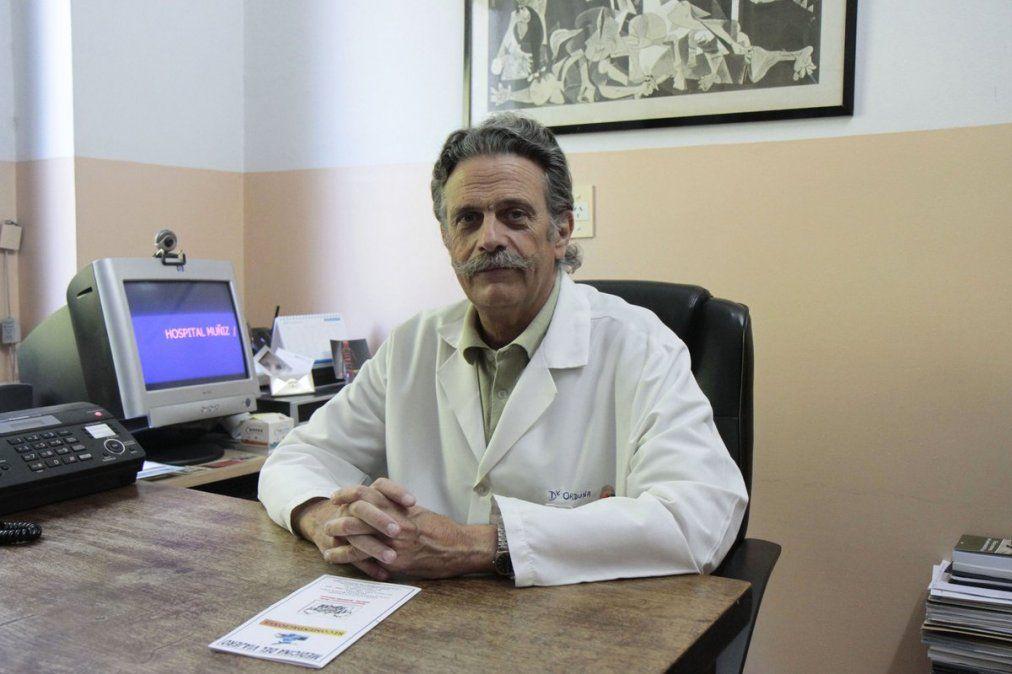 El Dr. Tomas Orduna elogió el trabajo que viene haciendo Argentina en materia de vacunación.