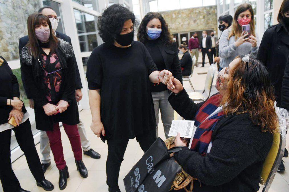 La Ministra de Salud confirmó la llegada de respiradores a Salta