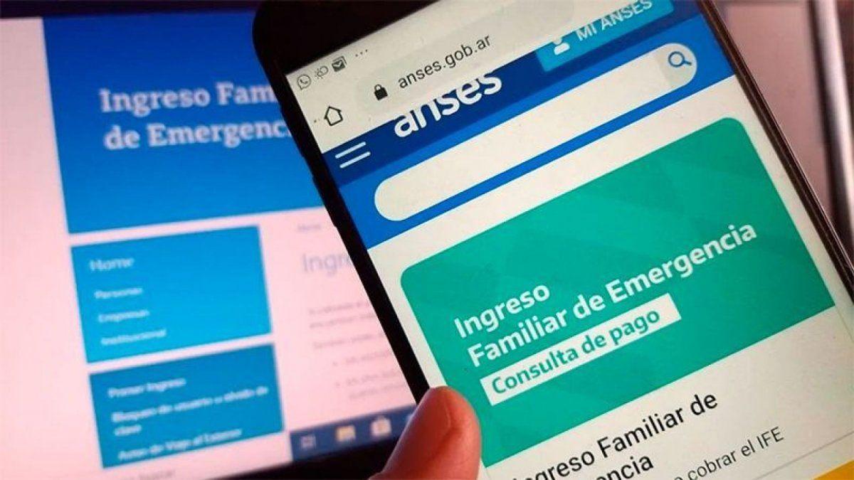 El Gobierno lanza IFE, Salario Mínimo y bono ANSES