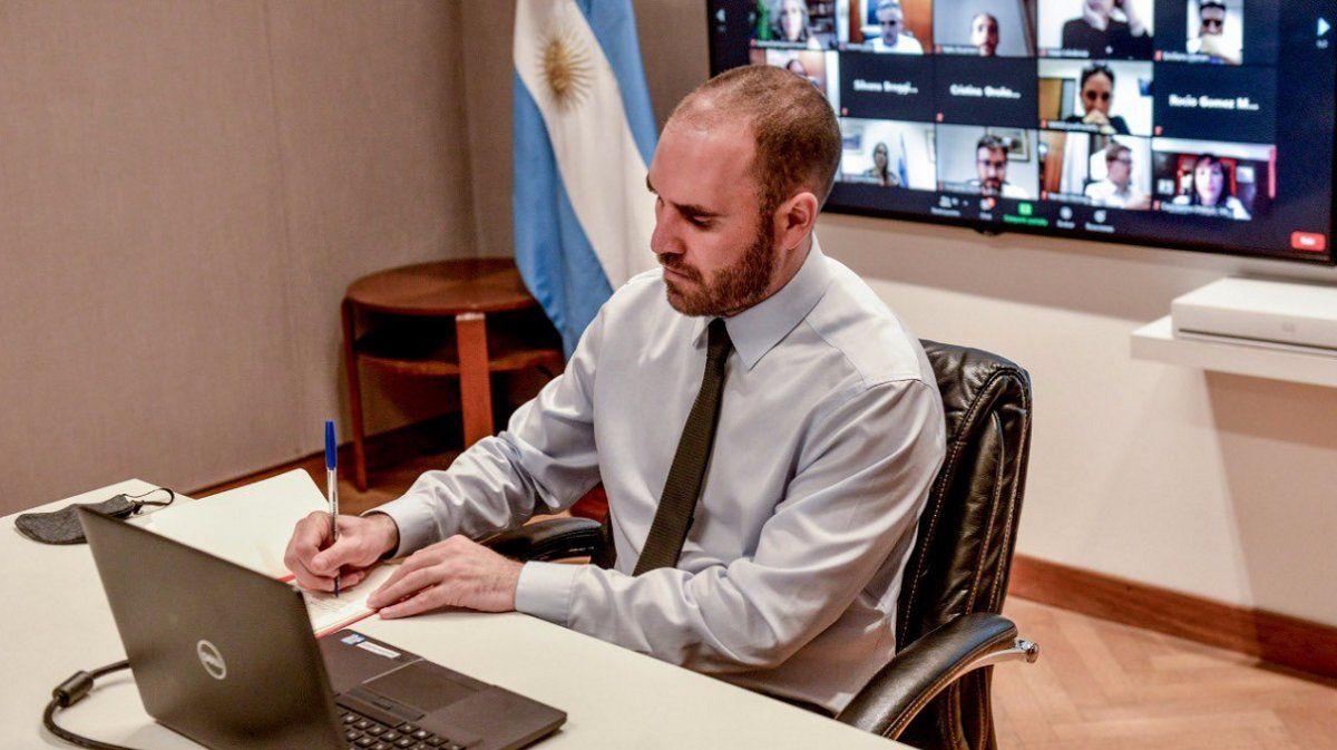 Guzmán le pidió al FMI que revise recargos aplicados en créditos
