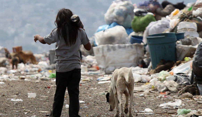 Datos de Unicef que preocupan sobre la pobreza infantil.