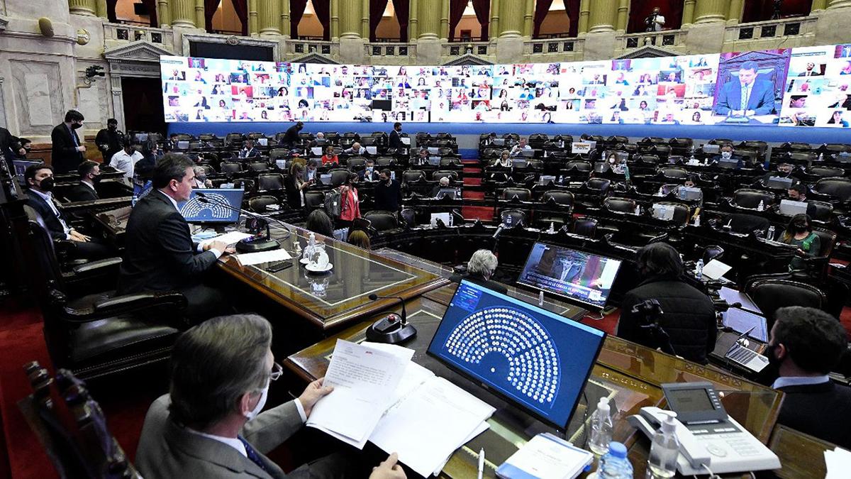 Diputados debatirá el proyecto de Presupuesto 2021