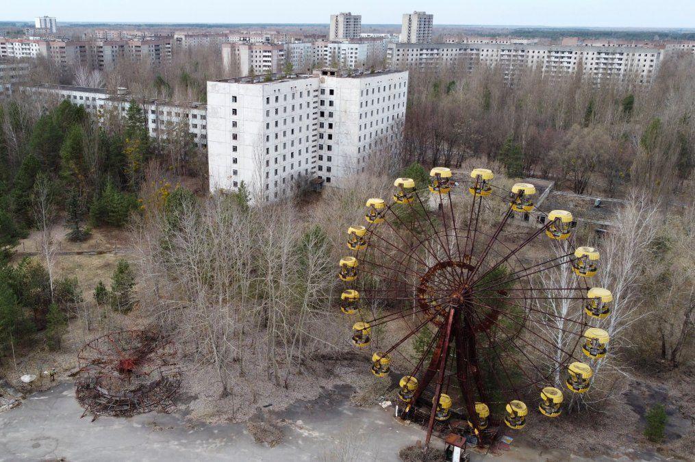 Chernobyl: se cumplen 35 años de la tragedia