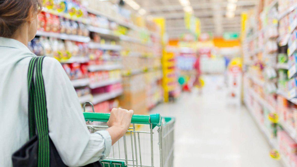 La canasta básica subió menos que la inflación
