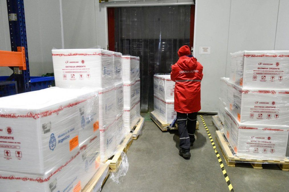 Tucumán recibirá 18.000 vacunas del componente 1 de Sputnik V