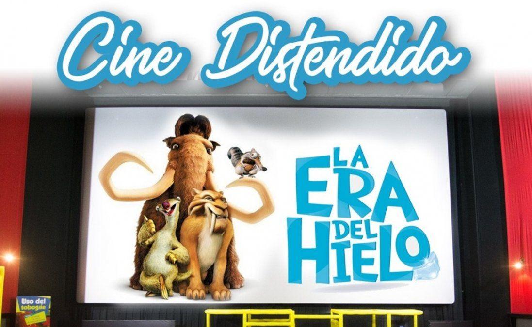 Cine inclusivo en Yerba Buena: llega la Era del Hielo
