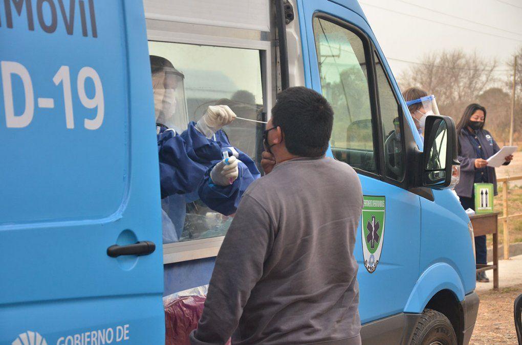 Coronavirus en Tucumán: se registraron 361 nuevos casos