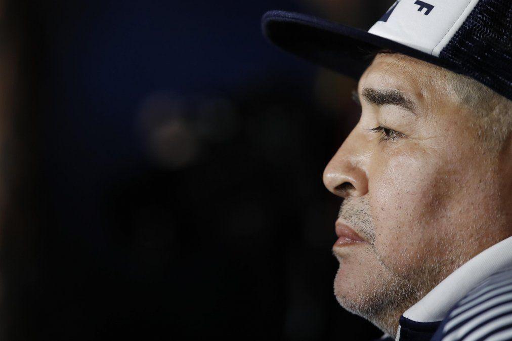 Caso Maradona: el enfermero admitió que falsificaron la firma. Foto: apnews.com
