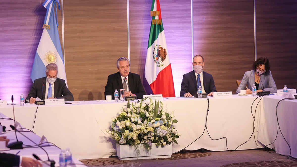 El Presidente se reunirá con López Obrador y Carlos Slim