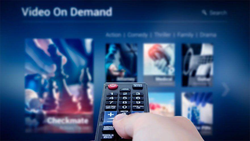 Plataformas de video tienen el 25% del mercado global de TV