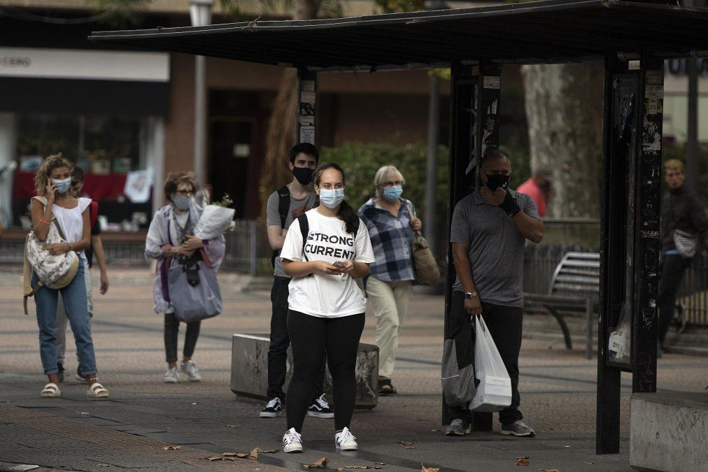Uruguay: En Montevideo se saturaron los hospitales por casos de COVID-19