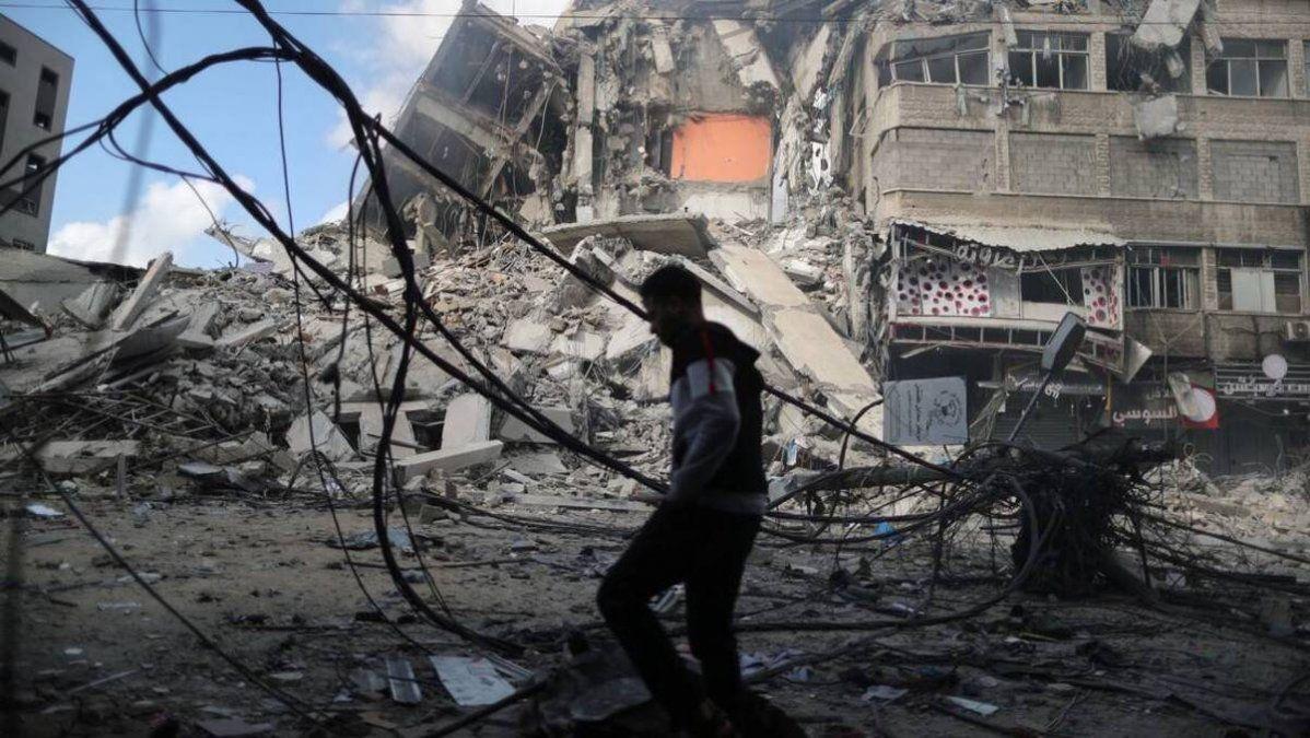 Franja de Gaza: Militares israelíes ingresan para una operación terrestre