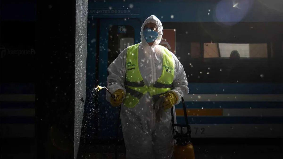 Coronavirus: confirmaron 6134 nuevos casos y 113 muertes