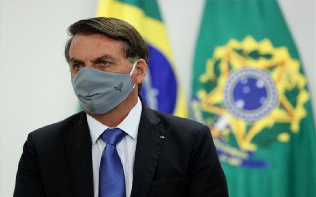 La aprobación de Bolsonaro llegó al 40%