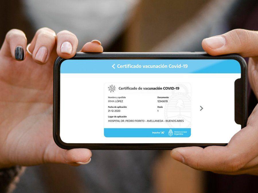Credencial digital de vacunación argentina: ¿Cómo funciona?