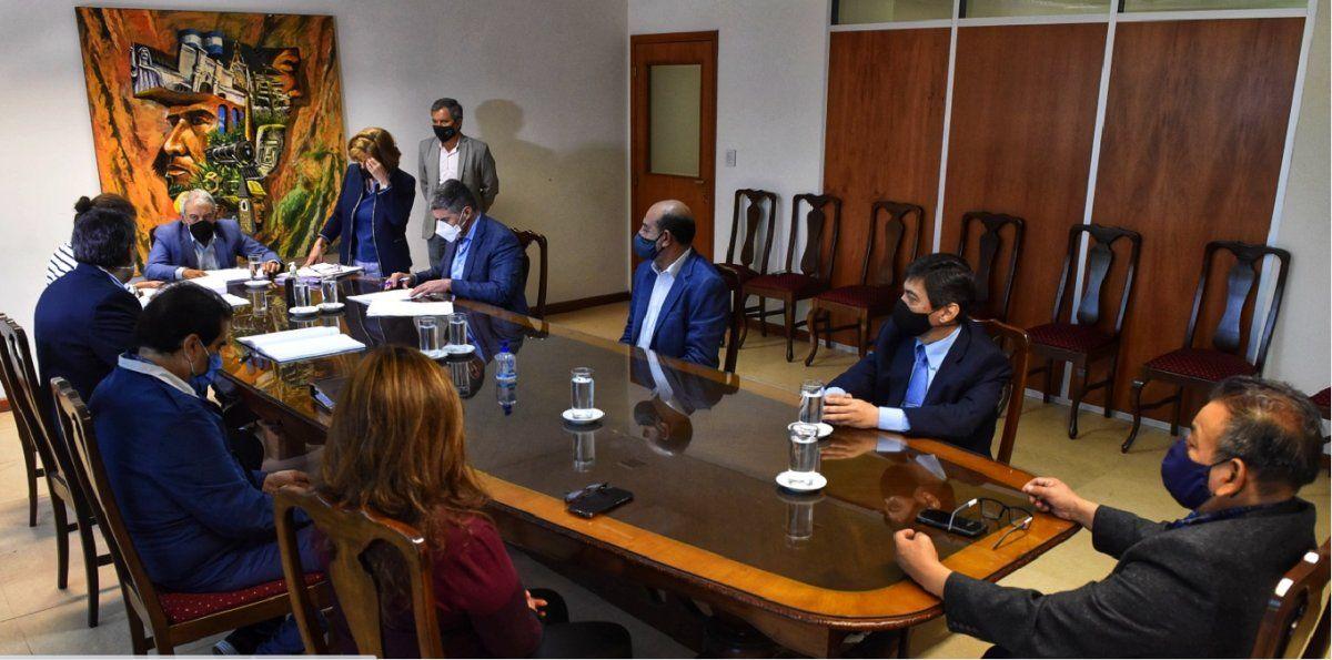 Fue declarado inadmisible el pedido de juicio político contra Jaldo