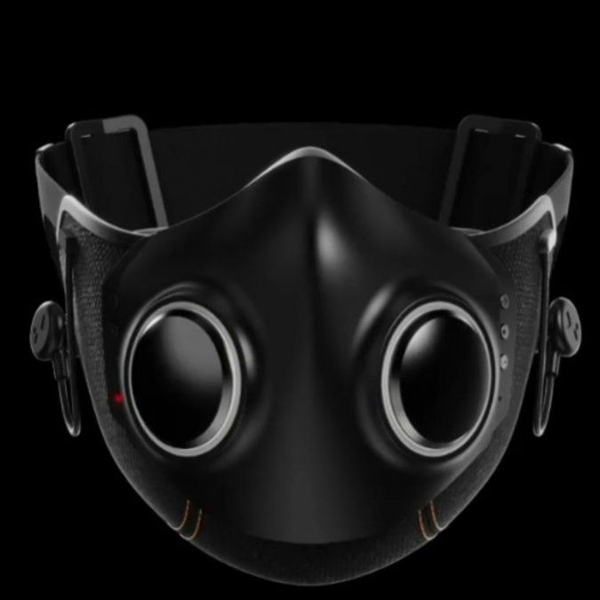 Xupermask: La mascarilla diseñada por will.i.am