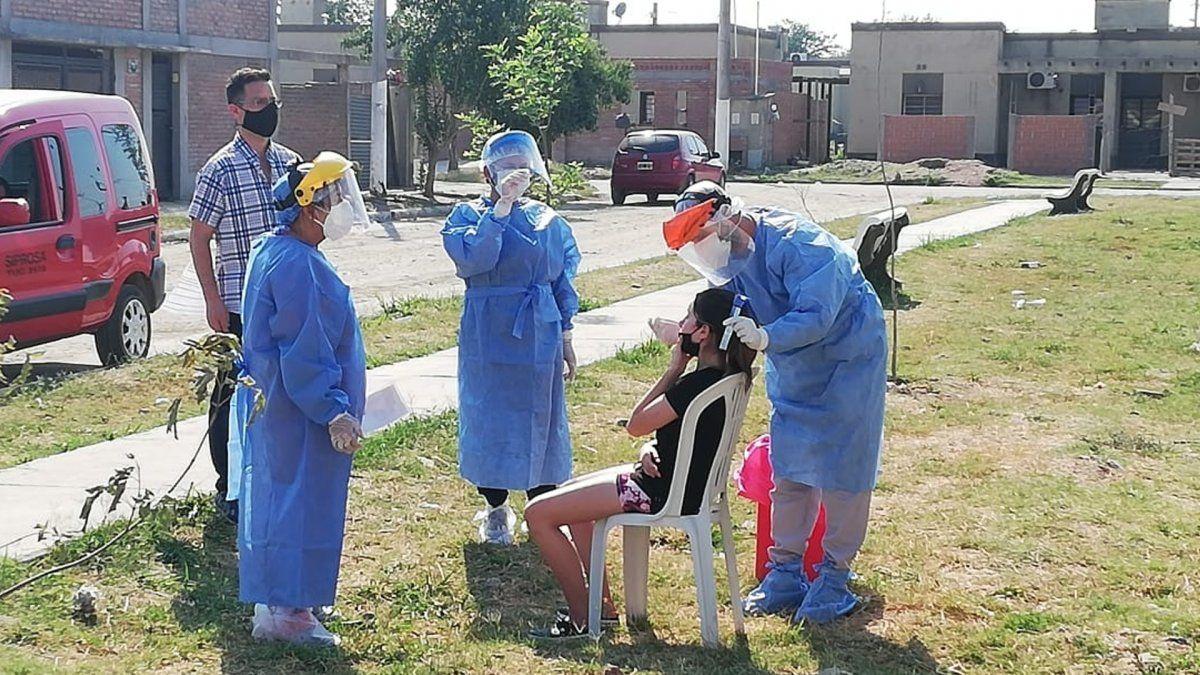 Coronavirus en Tucumán: se registraron 727 nuevos casos