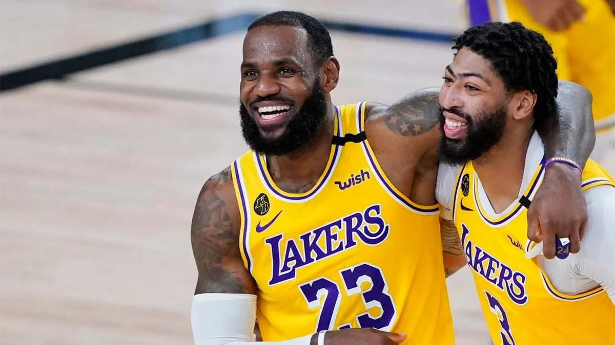 NBA: Lakers derrotó a los Nuggets y vuelven a la final