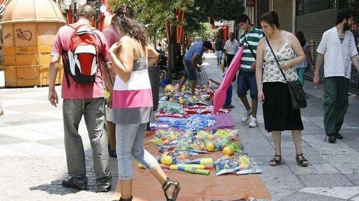 Vendedores ambulantes denuncian maltratos de la Patrulla de Protección Ciudadana