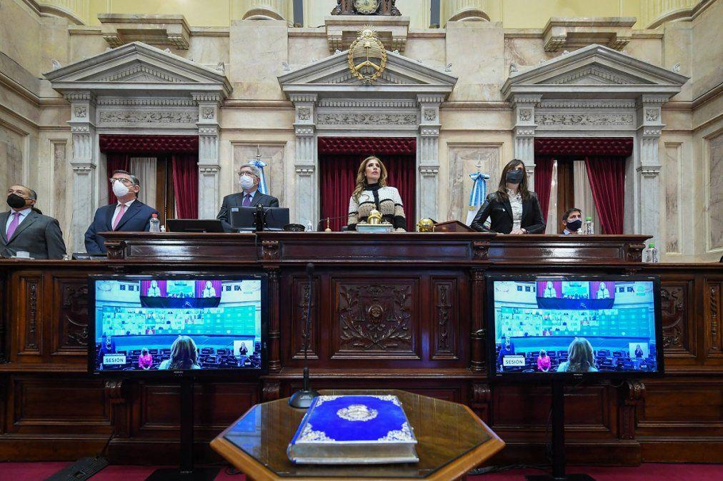 El Senado ratificó la modificación de la Ley de Vacunas